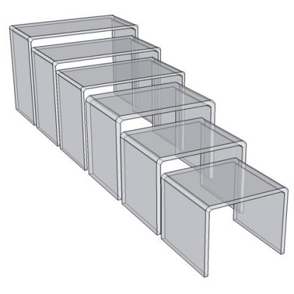 Acrylic Product Display Stands