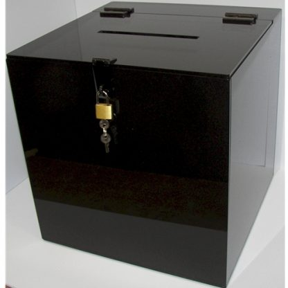 "BB10C 10"" X 10"" X 10"" - Color With Lever Lock"