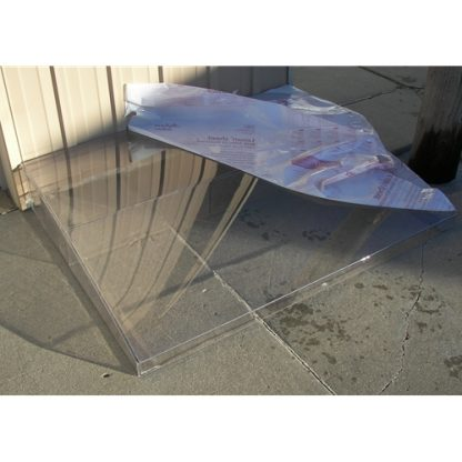 """Low Profile Egress Window Well Cover - 42"""" X 38"""""""