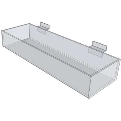 "2214 - 12"" X 4"" X 2"" - Counter Top With Feet"