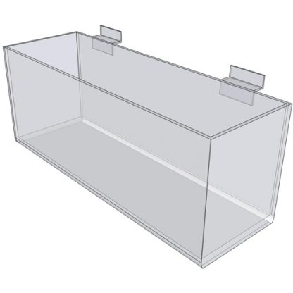 "2228 - 12"" X 8"" X 4"" - Counter Top Without Feet"
