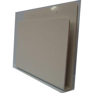 """CH151 - 15.5"""" X 11"""" X 1"""" - 1/4"""" Clear Acrylic"""