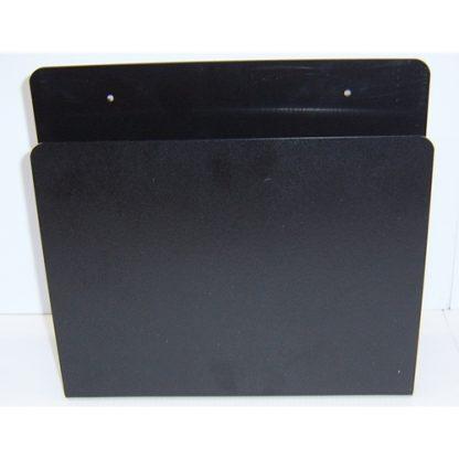 "CH151 - 15.5"" X 11"" X 1"" - 1/8"" Black ABS"