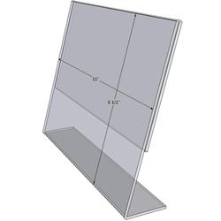 "TB1185 - 11"" X 8.5"" angle tilt (Landscape)-0"
