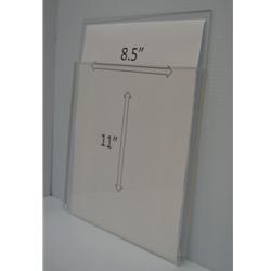 "WMPH8511 - 8.75"" X 11"" (Portrait - 1/4"" Deep Pocket)-0"