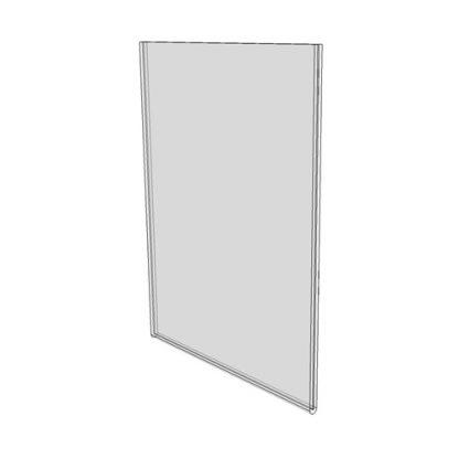 2.5 x 3.5 (Portrait - Flush Sign Holder Only)-0